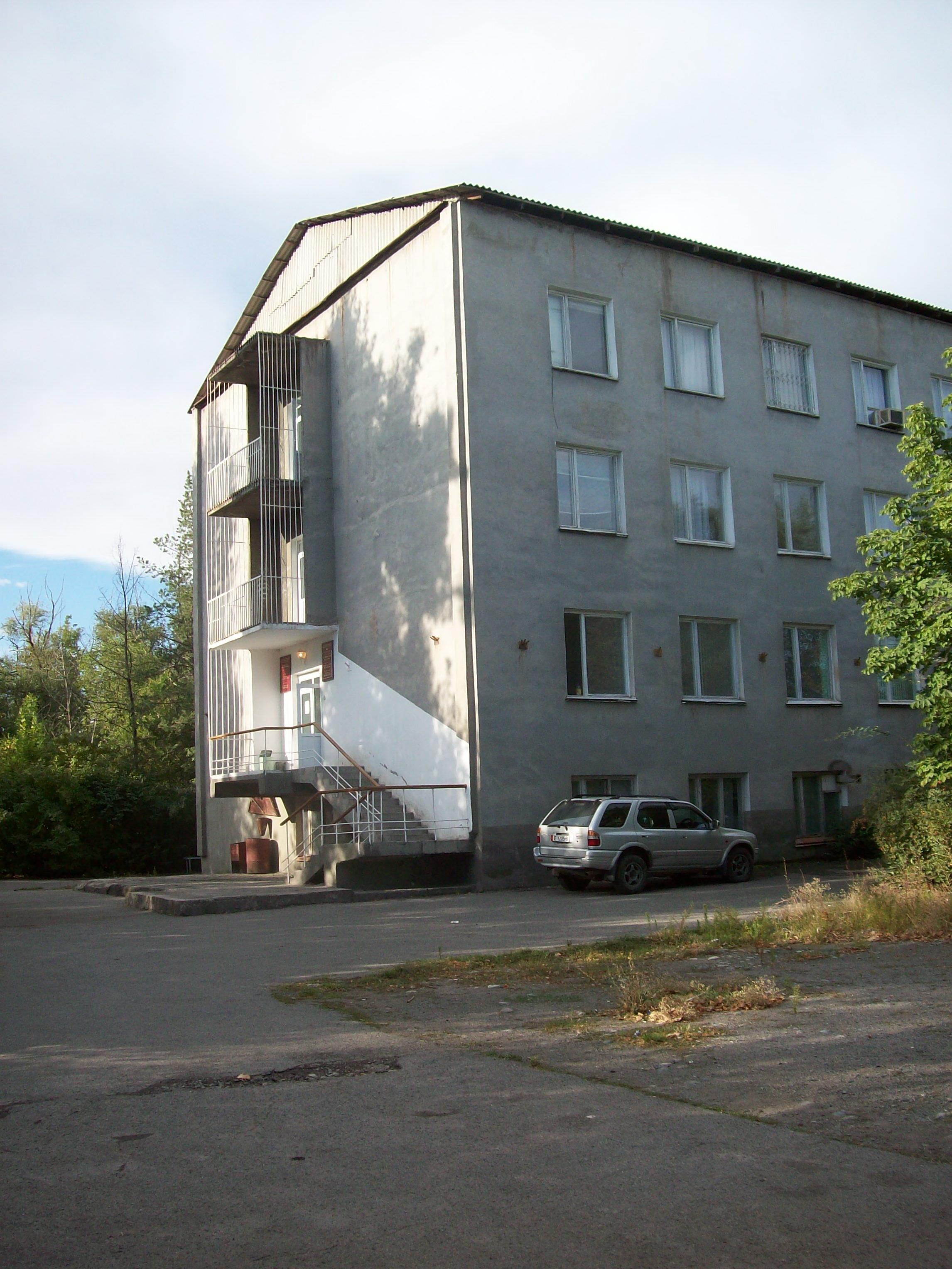 здания ИГФ