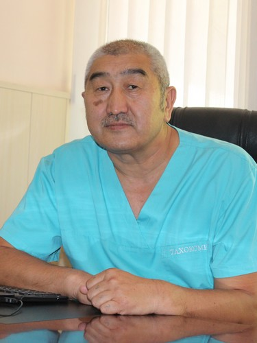 Ешиев Абдыракман Молдалиевич